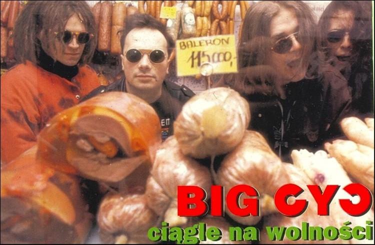 BIG CYC - oficjalny serwis internetowy zespołu